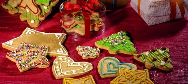 Biscoitinhos decorados