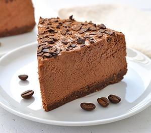 Torta Gelada de Café