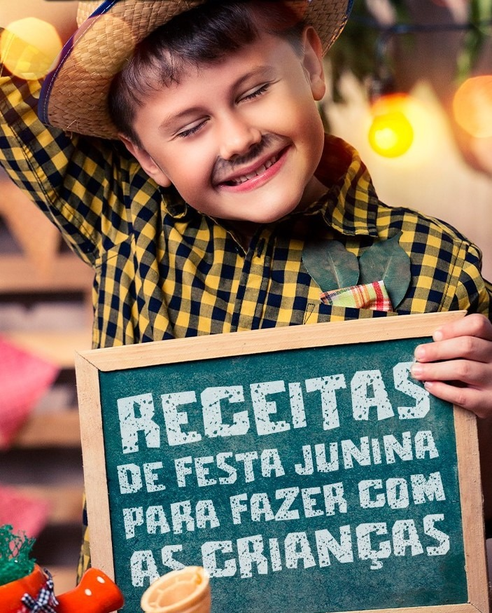 RECEITAS DE FESTA JUNINA