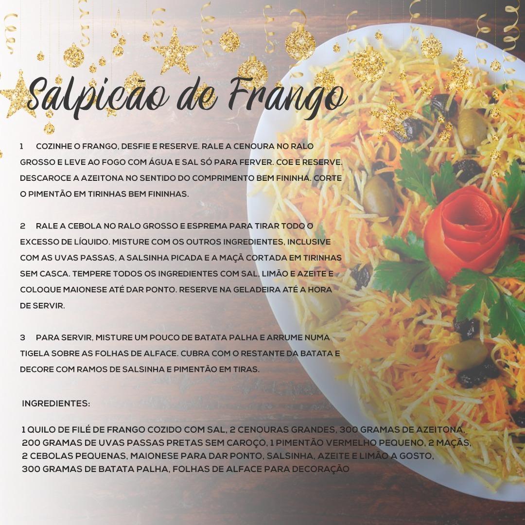 Salpicão de Frango